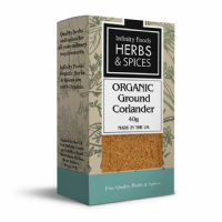 Infinity Foods Organic Coriander Ground 40g